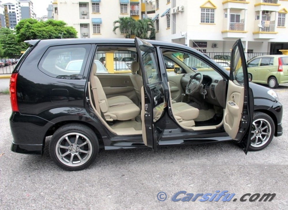 Toyota Avanza 1.5G (A) VVT-i For Sale in Klang Valley by