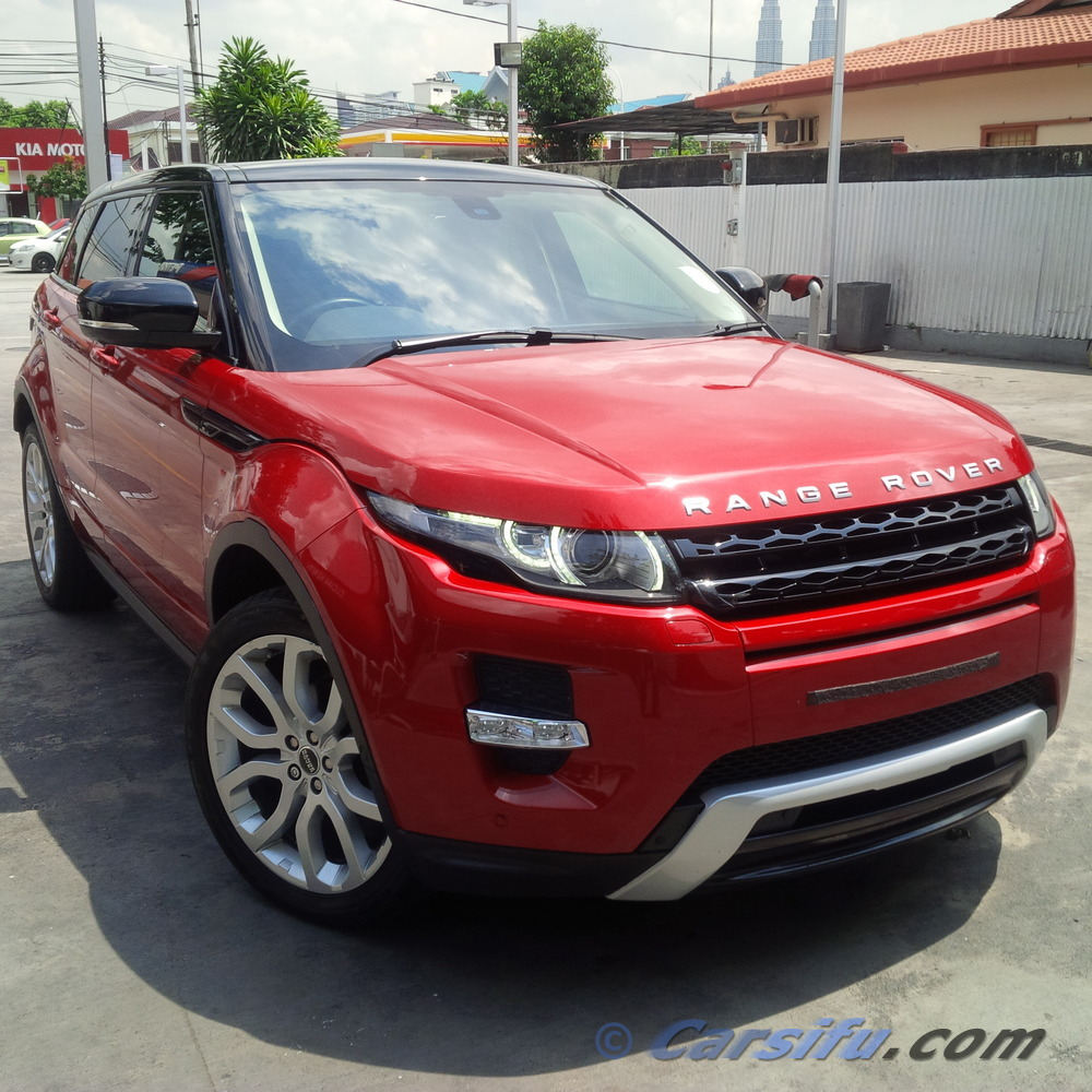 Range Rover Evoque 2.0 Si4 Dynamic X For Sale In Klang