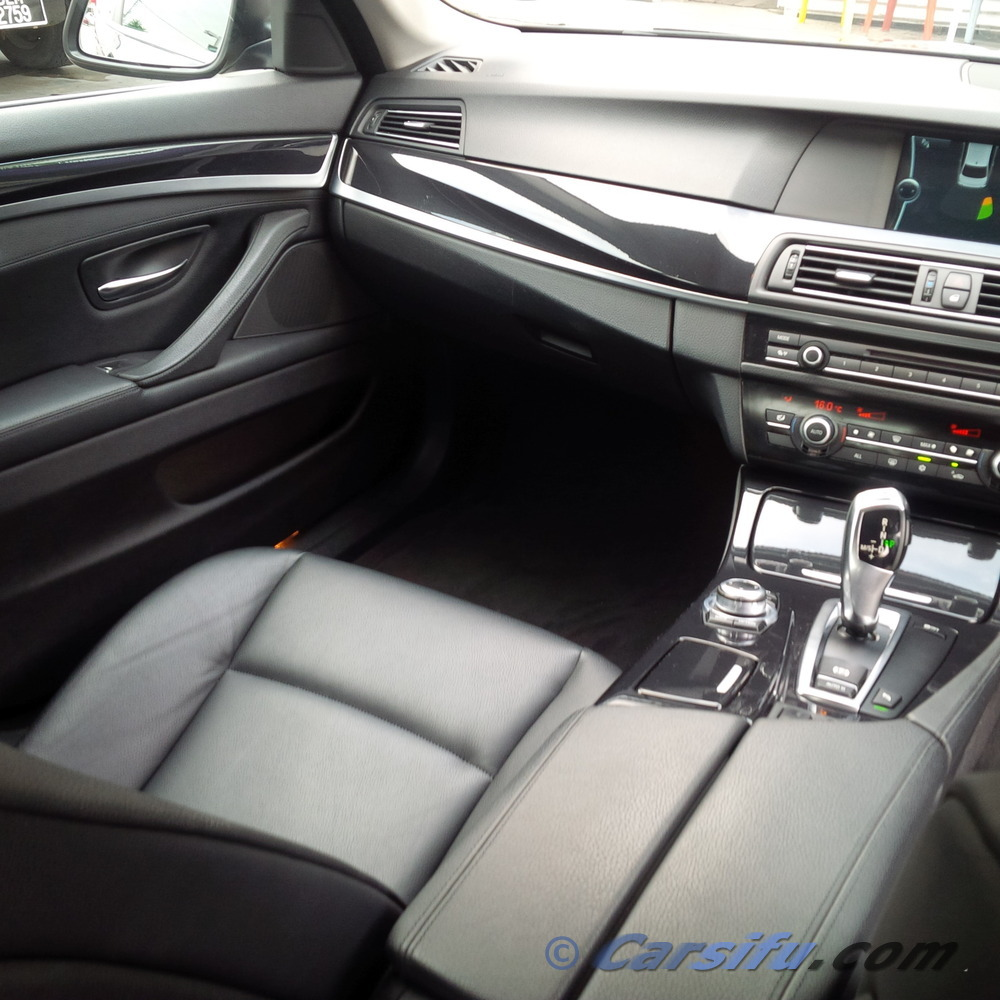 BMW 523i SE F10 UK For Sale In Klang Valley By AZ SERVICES