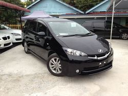 Toyota Wish 1.8 Full Spec Unreg
