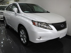 2009 lexus rx350 version luxury 0927     1 thumb