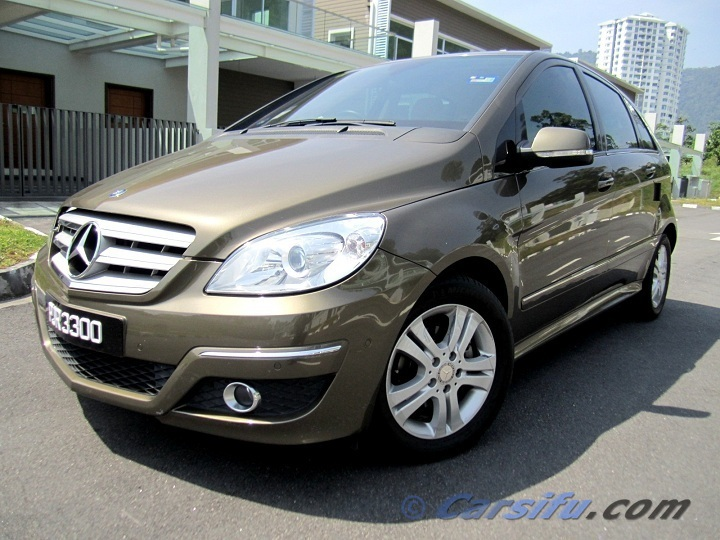 Mercedes Benz B Class For Sale In Penang By Lexus Car Centre