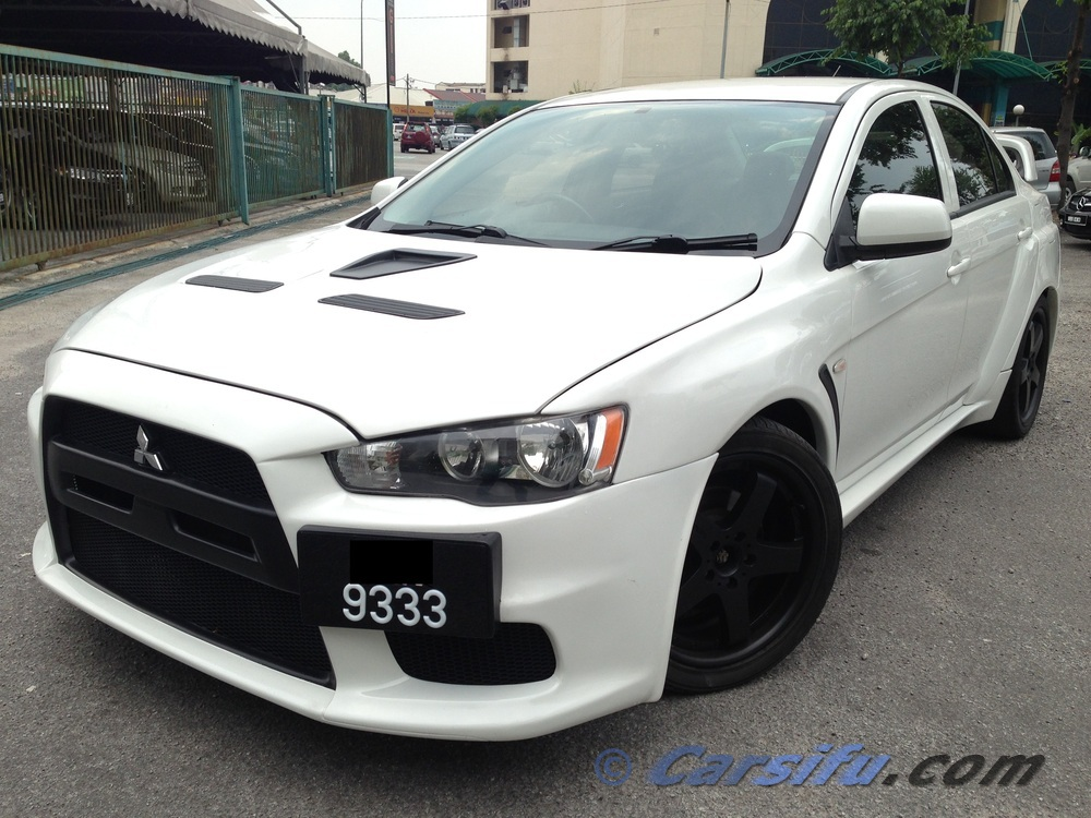 sale for id evolution mitsubishi lancer gh vii used gt a