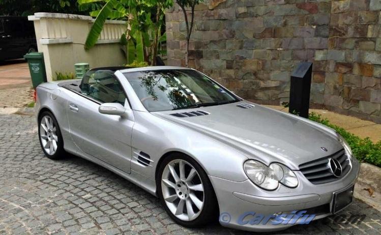 Mercedes benz sl350 2004 for sale in perak by sl350 mercedes for Mercedes benz sl350 for sale
