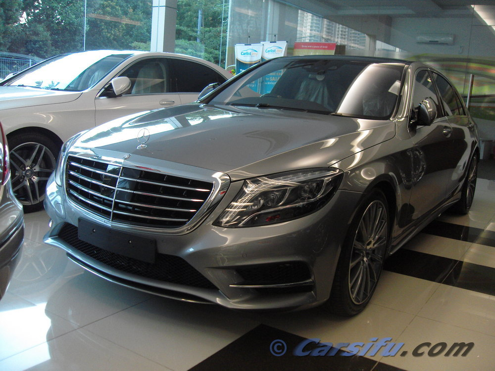 Mercedes Benz S500 L Amg For Sale In Klang Valley By