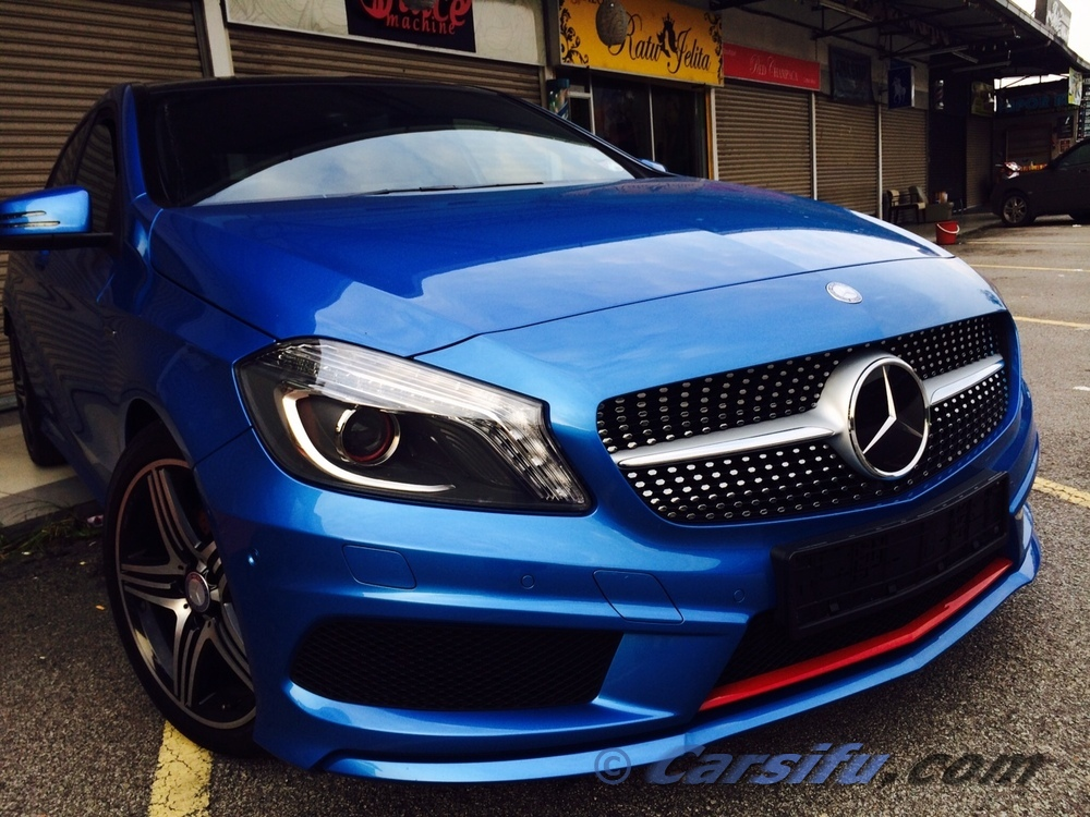 Mercedes benz a250 amg for sale in others by roos niaga for Mercedes benz a250 sport for sale