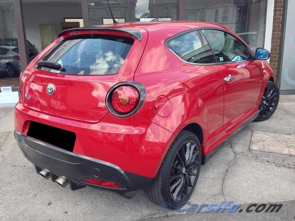 alfa romeo mito 1 4 tb multi air for sale in johor by. Black Bedroom Furniture Sets. Home Design Ideas