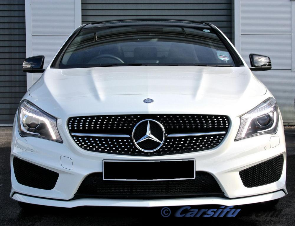 mercedes benz cla 220 cdi amg for sale in johor by lascendeqq. Black Bedroom Furniture Sets. Home Design Ideas
