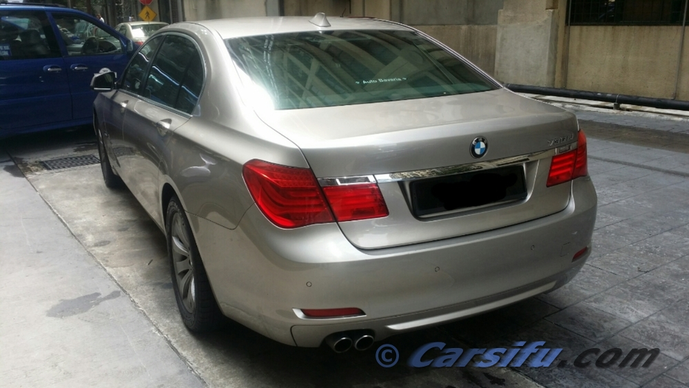 bmw 730 li for sale in klang valley by stephen lim. Black Bedroom Furniture Sets. Home Design Ideas