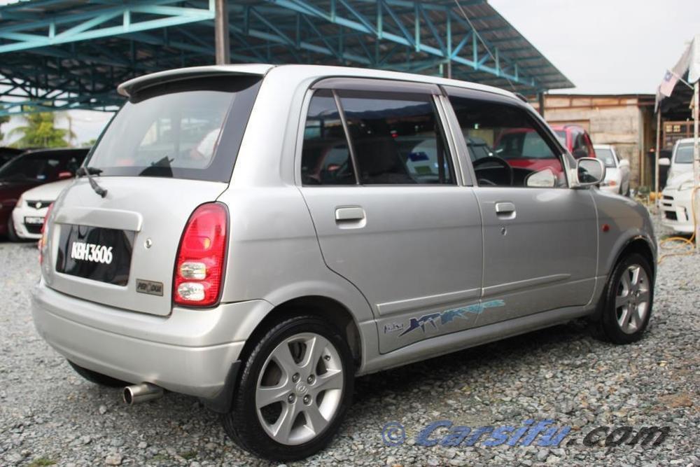 Perodua Kelisa EZI 1.0 (A) For Sale In Others By KAYJEN