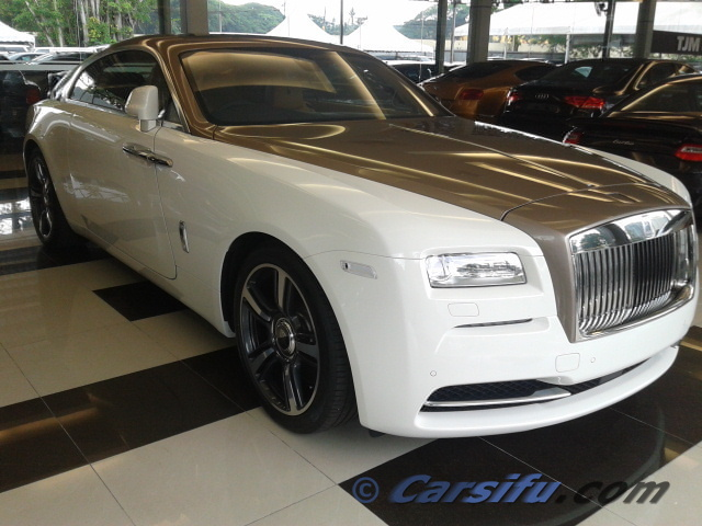 rolls royce wraith new car new model for sale in klang valley by harriez. Black Bedroom Furniture Sets. Home Design Ideas