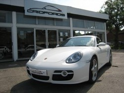 2009 white porsche cayman 3 4s manual 1 300px thumb