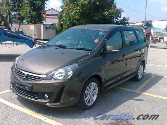 Proton Exora For Sale in Klang Valley by ROSLEI