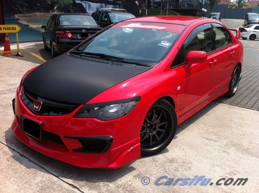 honda civic 1 8 i vtec type r for sale in klang valley by wins. Black Bedroom Furniture Sets. Home Design Ideas