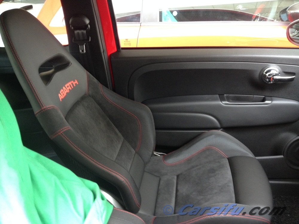 Fiat 500 Abarth 1 4 T Ferrari For Sale In Klang Valley By