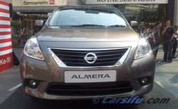 Nissan almera malaysia media preview thumb