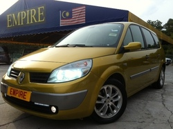 Renault Scenic 2.0 (A)