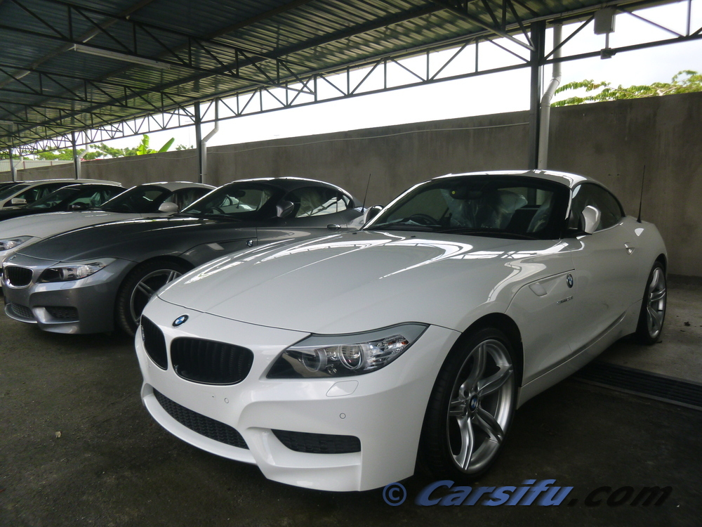 bmw z4 23i s drive m sport for sale in klang valley by warong kereta mewah. Black Bedroom Furniture Sets. Home Design Ideas