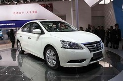 Nissan sylphy 2013 thumb
