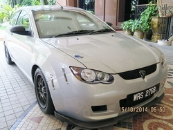 Satria fr side view thumb