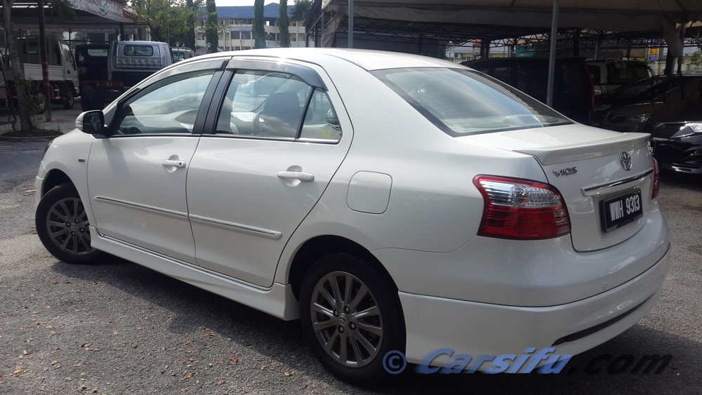 Toyota Vios 1 5g Limited For Sale In Klang Valley By