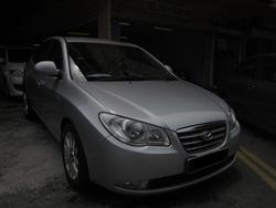 Hyundai Elantra X20 (A) CVVT