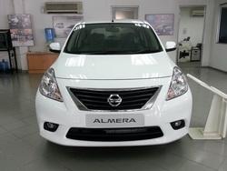 Nissan almera 2 thumb
