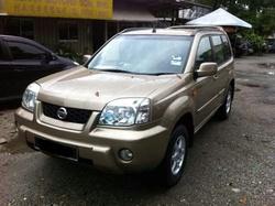 Nissan X-Trail 2.0 (A) 04