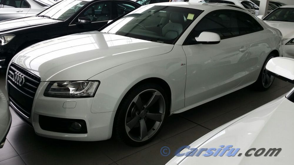 Audi A5 2.0tfsi Coupe For Sale in Klang Valley by stephen Lim