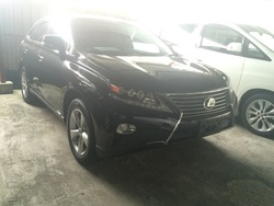 2012 lexus rx270 facelift.black.beige interior.elec setas.2 camera.reverse cam.parking asssit.18rim.pb.299k  5  thumb