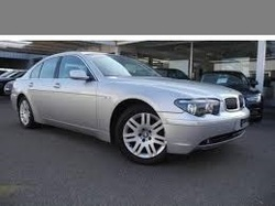 Bmw 730li 04 no 1318 silver thumb
