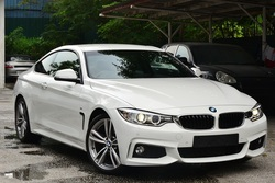 Bmw 428i 2.0 twin turbo m sport  51007 white black 13  chypj 02 thumb