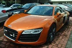 Audi R8 4.2 V8 Quattro Coupe