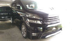 Toyota Vellfire 2.4Z Offer!