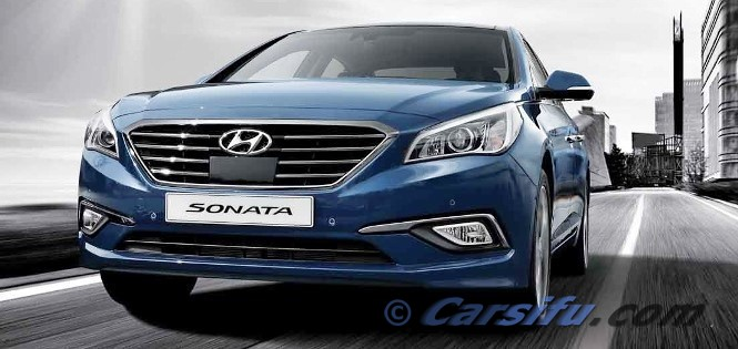 Hyundai Sonata New 2 0 At Lf For Sale In Klang Valley By