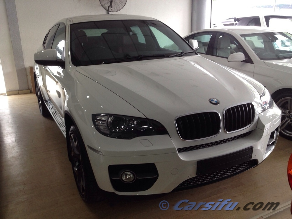 Bmw X6 35i Petrol For Sale In Klang Valley By Stephen Lim