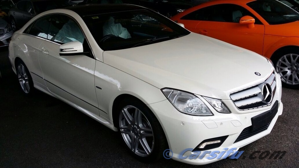 mercedes benz 250 coupe amg for sale in klang valley by