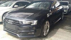 2012 audi s5 sportback 3.0tfsi v6.facelift.dark blue.memory seats.b o sound sys.mmi.19rims.359k  4  thumb