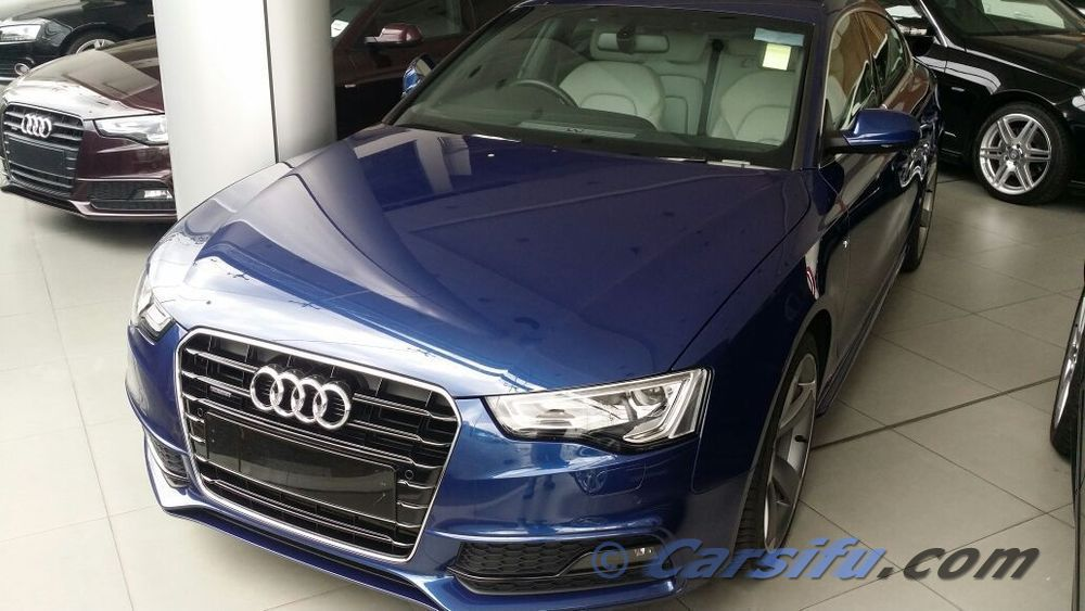 Audi A5 Sportback For Sale in Klang Valley by stephen Lim