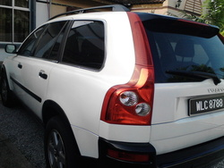 Volvo XC90 2.5 A Turbo