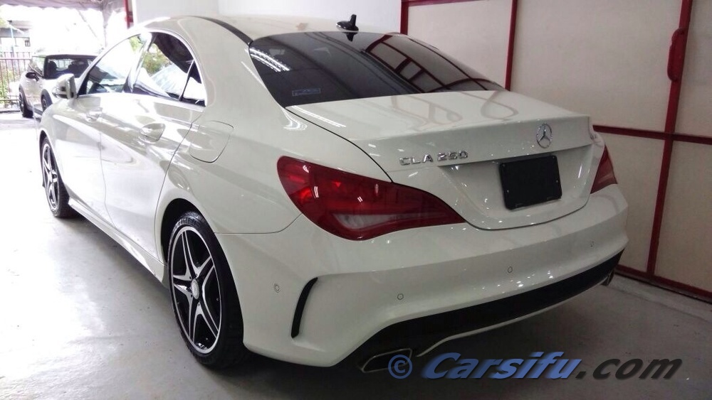 Carsifu car news reviews previews classifieds price for 2013 mercedes benz cla250 4matic