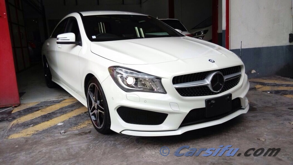 mercedes benz cla 250 amg for sale in klang valley by stephen lim. Black Bedroom Furniture Sets. Home Design Ideas