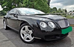 Bentley Continental GT Sambung Bayar