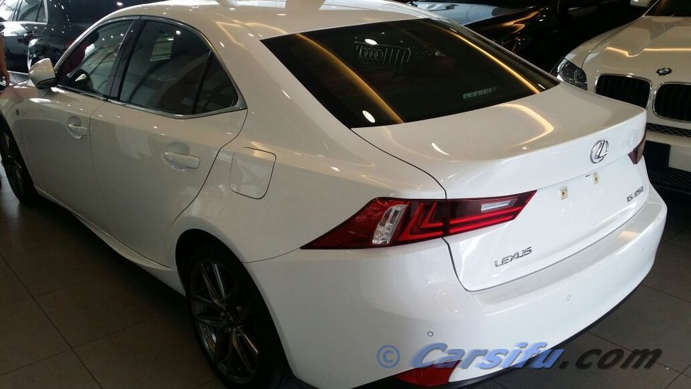 Lexus Is 250 F Sport For Sale In Klang Valley By Stephen Lim