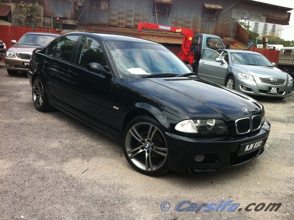 bmw 318i a e46 for sale in klang valley by cheong foo motor. Black Bedroom Furniture Sets. Home Design Ideas