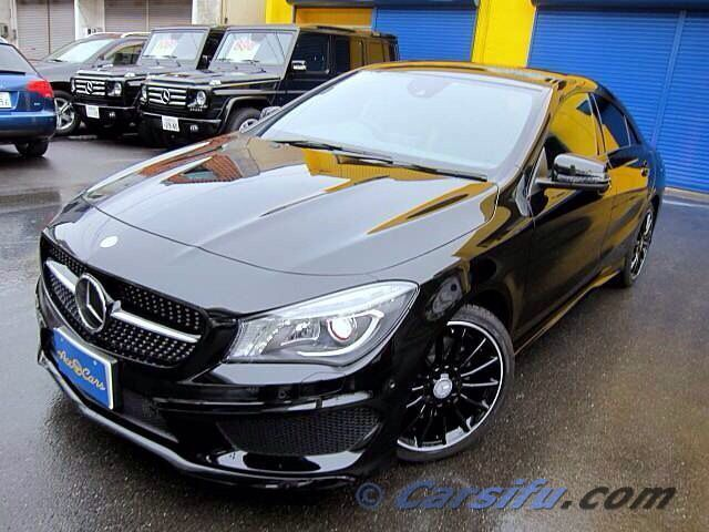 mercedes benz cla250 amg for sale in klang valley by stephen lim. Black Bedroom Furniture Sets. Home Design Ideas