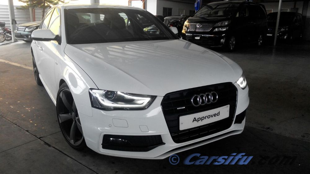 Audi A4 2 0 S Line Quattro For Sale In Klang Valley By