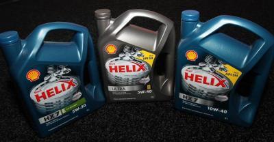 Шелл Хеликс 5В40 Hx7