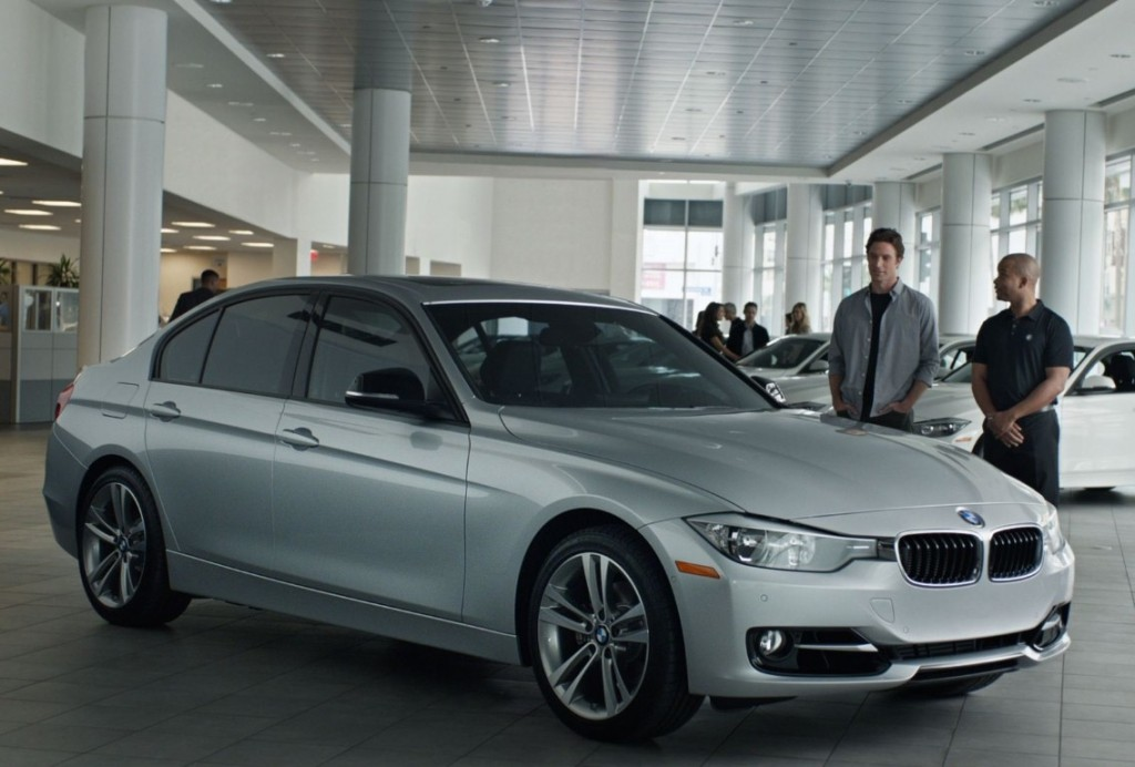 bmw features new 3 series tv spot with actress carsifu. Black Bedroom Furniture Sets. Home Design Ideas