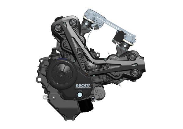 Ducati Diavel Model Differences